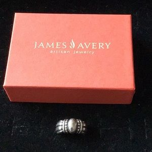 James Avery thatch Ring